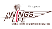 Logo Wings for Life